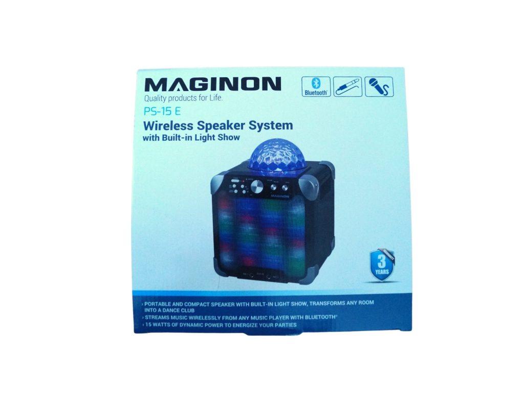 Maginon PS-15 E Verpackung
