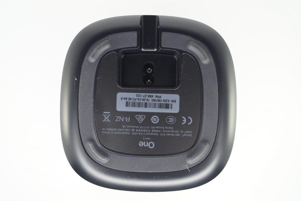Sonos One Netzanschluss