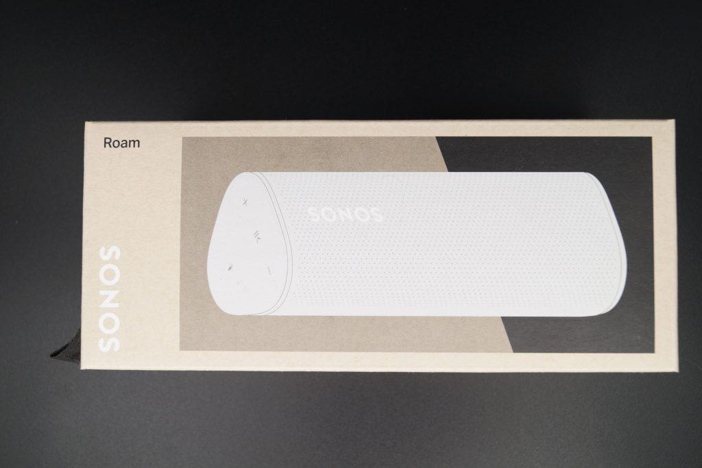 SONOS Roam Test Verpackung